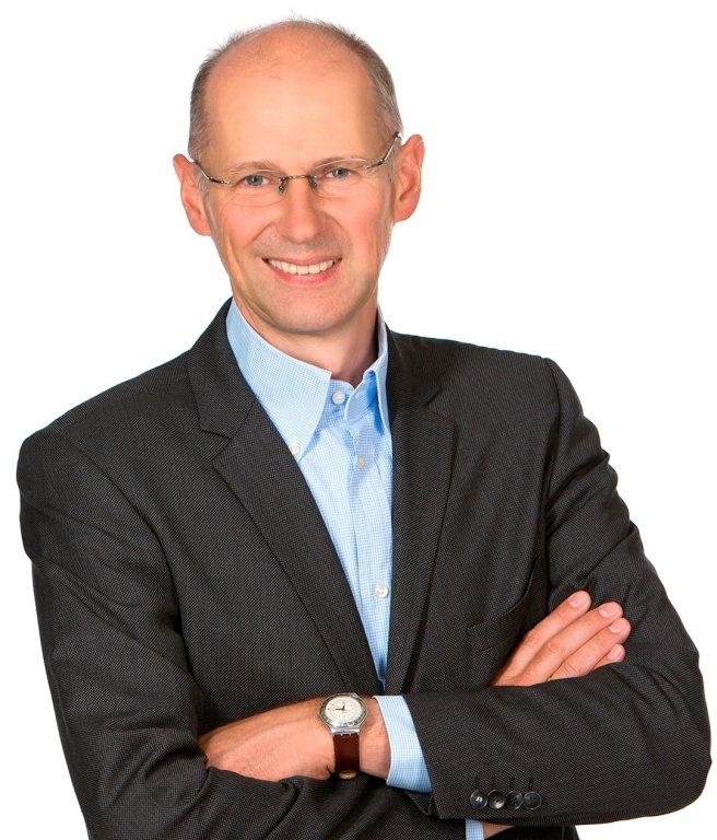 Portrait des 1. Bürgermeisters, Hubert Oberhauser